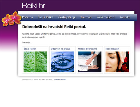 Reiki.hr, the Croatian Reiki portal.